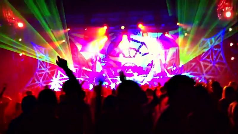 Sesto Sento, Indra, Gataka, Electro Sun, Team 18 @ Tranceformation 3.1 Arena Moscow laser show