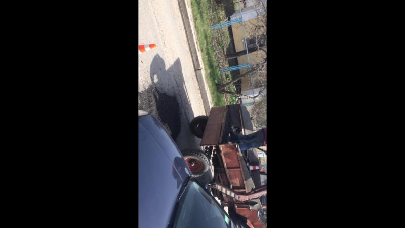 Як відмивають кошти на ремонті доріг (фото, відео)