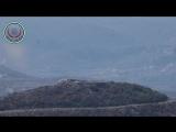Боевики группировки Первая Прибрежная Дивизия ССА ведут обстрел позиций сирийской армии еа северо-востоке Латакии.