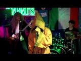 Russian Death Metal.CORVUS LIVES AGAIN в Harats 26.11.2015 астрахань