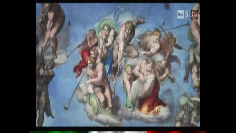L'ARTeV - Raffaello e Michelangelo (nei musei vaticani) - Puntata 4