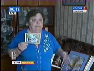 Вышивальщица-рукадельница Галина Доргина