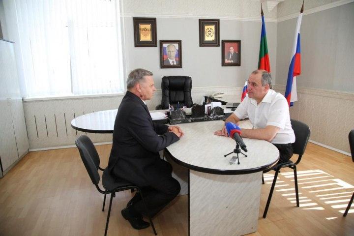 Рашид Темрезов посетил Зеленчукский район