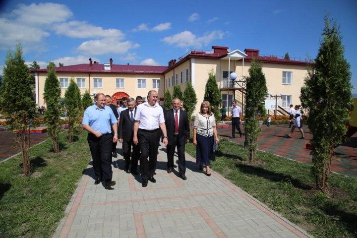 В станице Сторожевой открыли новый детский сад
