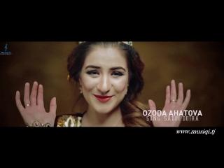 Ozoda Ahatova - Sadoi doira 2016 Озода Ахатова - Садои доира 2016