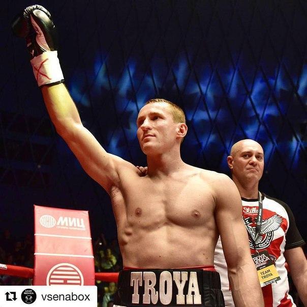 Трояновский намерен сохранить чемпионские пояса в России