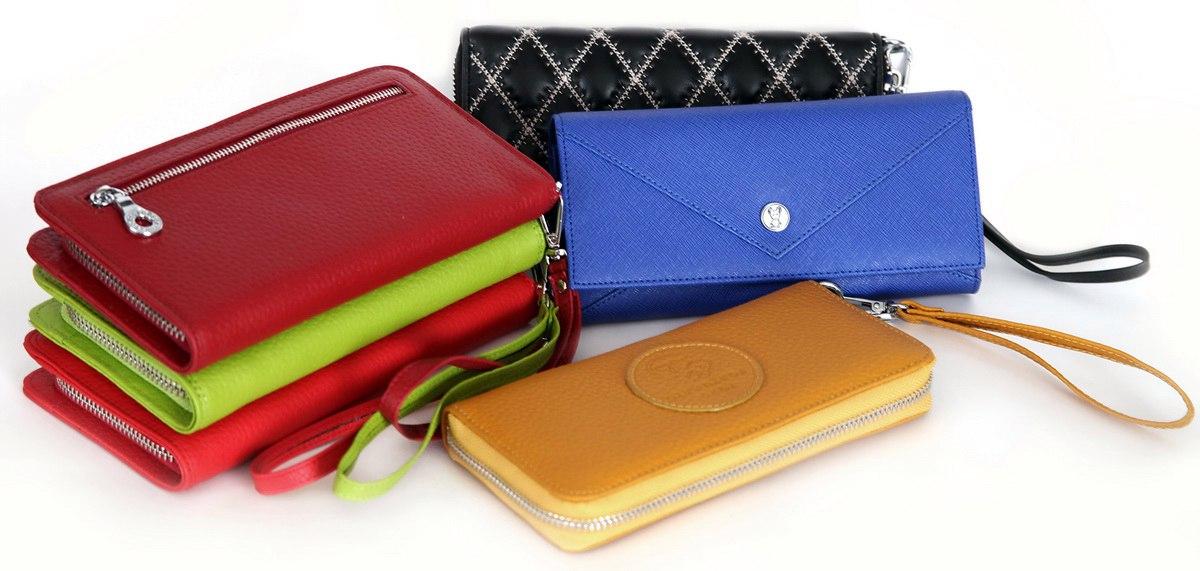 Как правильно выбрать кожаный кошелек: несколько полезных советов