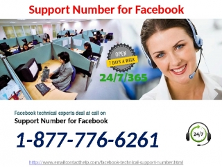 Facebook Tech Support Number:Getting smart with @1-877-776-6261