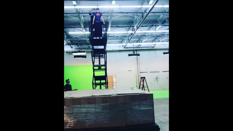 Domsherwood Here's the video of a new stunt we are working on for Jace Always fun in the bun in this room episode14