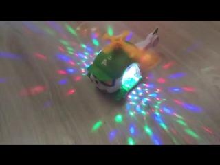 Игрушка Хелли - вертолет двигается и светится (Robocar). 460 руб