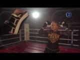 Как это происходит Тайский бокс. Удар фронт-кик