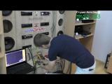Замер мощности усилителя Dynamic State PA-150.4 PRO