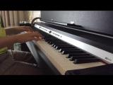 Kygo ft.Conrad Sewell - Firestone (piano cover)
