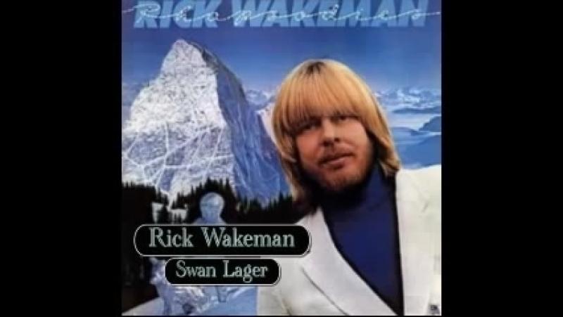 Rick Wakeman Svan Lager