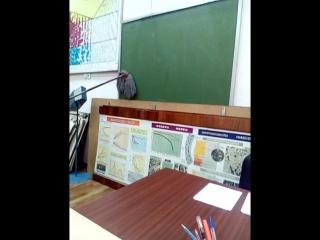 Видео о том,как мы занимались математикой