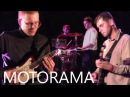 MOTORAMA L'INTEGRALE LIVE IN PARIS AU CAFE DE LA DANSE LE 26 OCTOBRE 2015