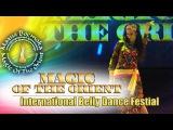 BELLY DANCE Magic of the Orient festival Latifa
