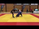 Timur Sergeev vs Ville Periaho BJJ Finland Open 2017