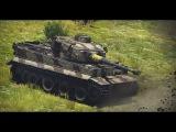 War Thunder.Тигроиды.Tiger Ausf. H1Tiger Ausf. E