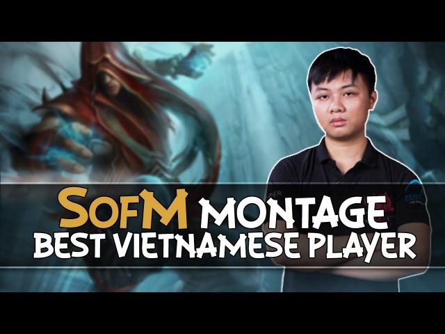 Best of SofM | Best Vietnamese Player | (League of Legends)