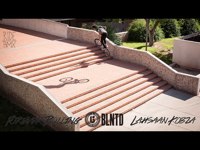 BLNTD Forever Rolling Lahsaan Kobza Ride BMX