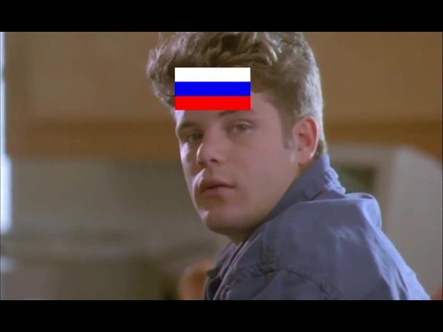 Ukraine, Russia, USA (Nazar open your eyes)
