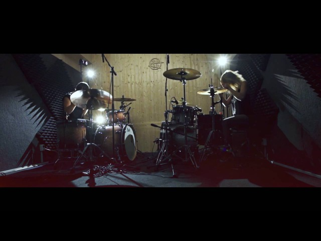 Queen of the Stone Age - No one knows (drum cover by Sergey Kivin Victorya Tkachenko)
