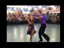 Красивые бальные танцы  Какие они быстрые! Латина, Сальса