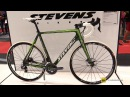 2017 Stevens Super Prestige Di2 Disc Bike - Walkaround - 2016 Eurobike