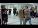 Xavi and Luara LambaZouk Dance Performance after Class