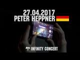 27.04.2017 - PETER HEPPNER - Aurora concert hall