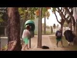 Араб с сумкой-Жестокий прикол-Смотреть всем HD
