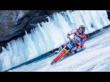 Ice Speedway Racing Over a Frozen Lake in Russia | Daniil Ivanov (In 4K!)