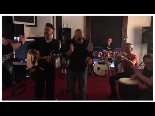 Нагиев и Шнур записали песню