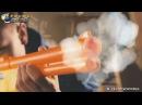 Помповое ружье GunSmoke из серии Air Warriors от Buzz Bee Toys