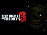 TERROR HAS RETURNED  Five Nights At Freddy's 3 - Part 1
