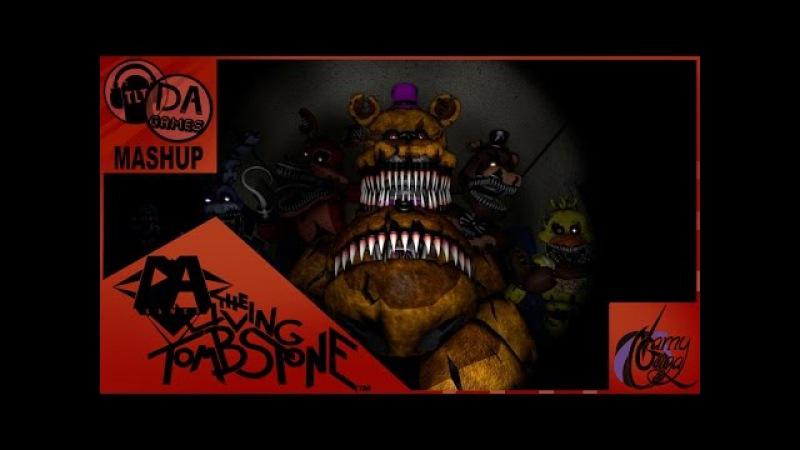 FNAF 4 BREAK MY TIME MASHUP ORIGINAL (TLT DAGames) MUSIC VIDEO