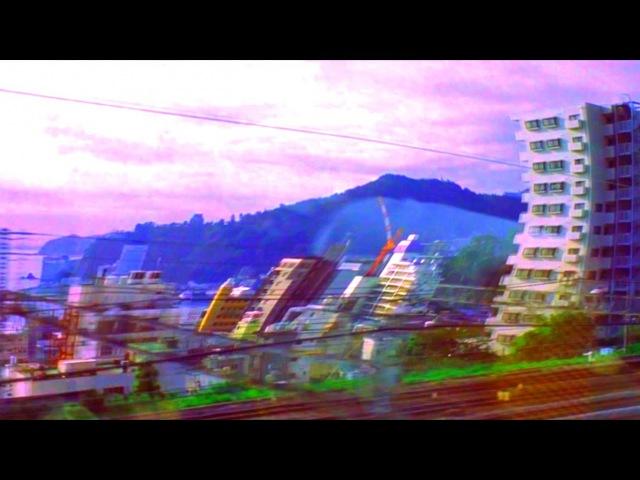 Idol – 緑豊かな、美しい寺院 (vaporwave video)