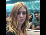 The Shadowhunters Cast Watches Episode 12