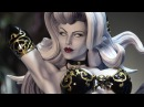 The Temptation of Lady Death Premium Format™ Figure by Sideshow Collectibles Review 8