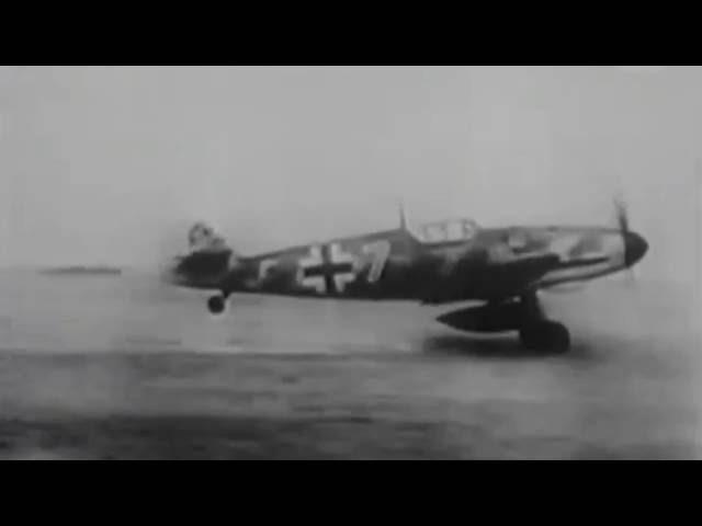 Вторая мировая война. Воздушный бой