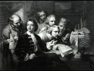 Великое посольство царя Петра Алексеевича в Англии Вене и Польше в 1698 году