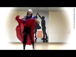 Ochun. Kateryna Pliushch. SALSA LIBRE Afrointensive (5-6.11.2016)