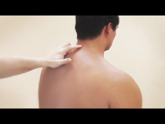 Боли в шейном отделе. Мышечное тестирование и кинезиотерапия шейного отдела позвоночника