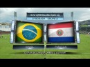 [22.01.2017] Brasil x Paraguai - Sul-Americano Sub 20