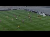PS 4 FIFA 17 Goal  Gary Cahill