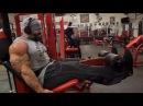 "IFBB Pro Гай Цистернино. Нестандартная тренировка ног в ""Apollon Gym"", Эдисон, Нью-Джерси (без перевода)"