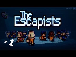 Мастер побегов -The Escapists 1