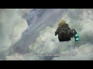 Youjo Senki 3 серия русские субтитры Risens Team / Военная хроника маленькой девочки 03 эпизод