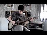 Kiko Loureiro - Escaping - Guitar performance by Cesar Huesca